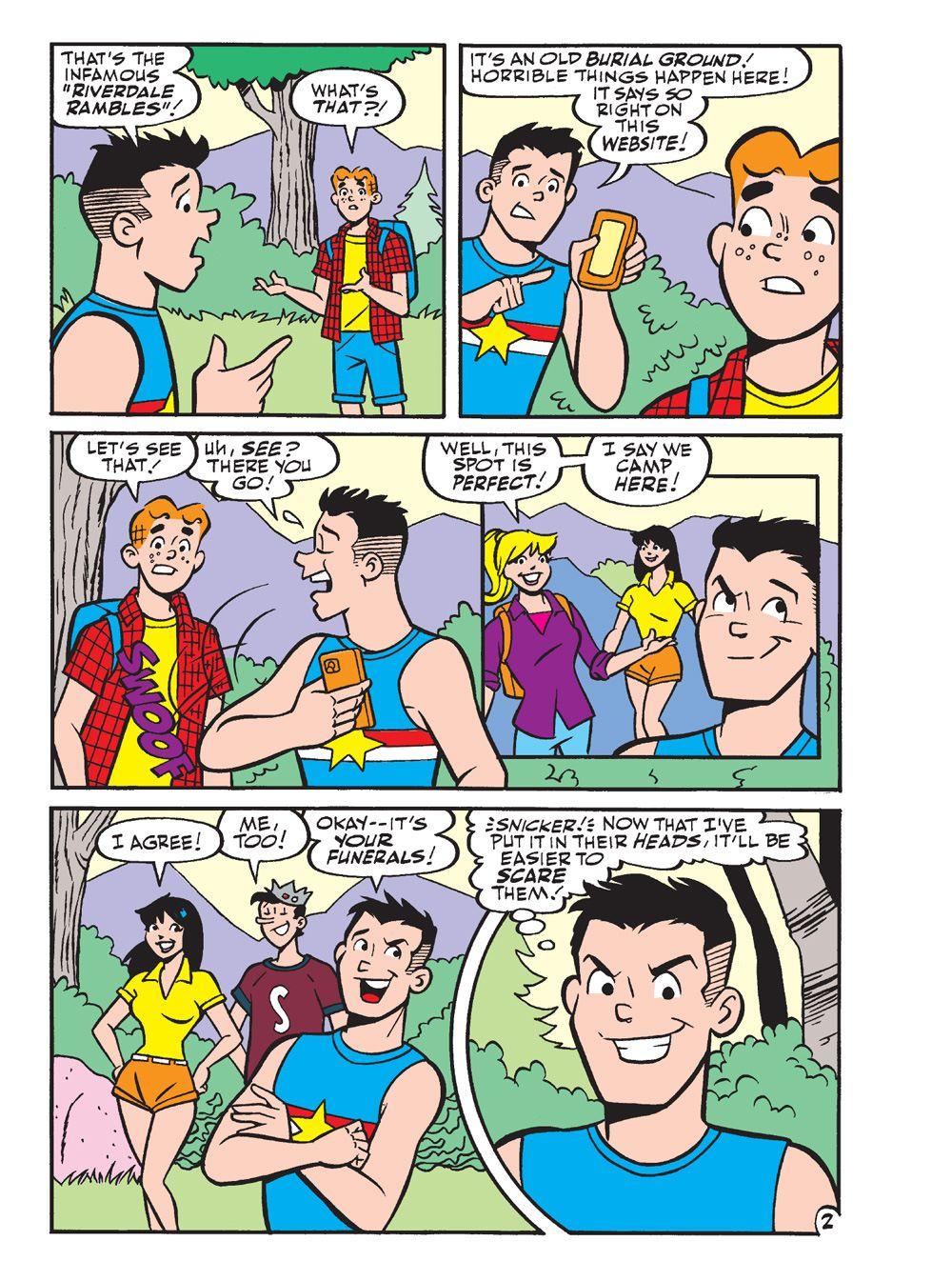 ArchieJumboComicsDigest_323-3 ComicList Previews: ARCHIE JUMBO COMICS DIGEST #323