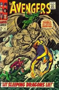 Avengers-41-198x300 John Buscema Original Art: Beyond Barbarians