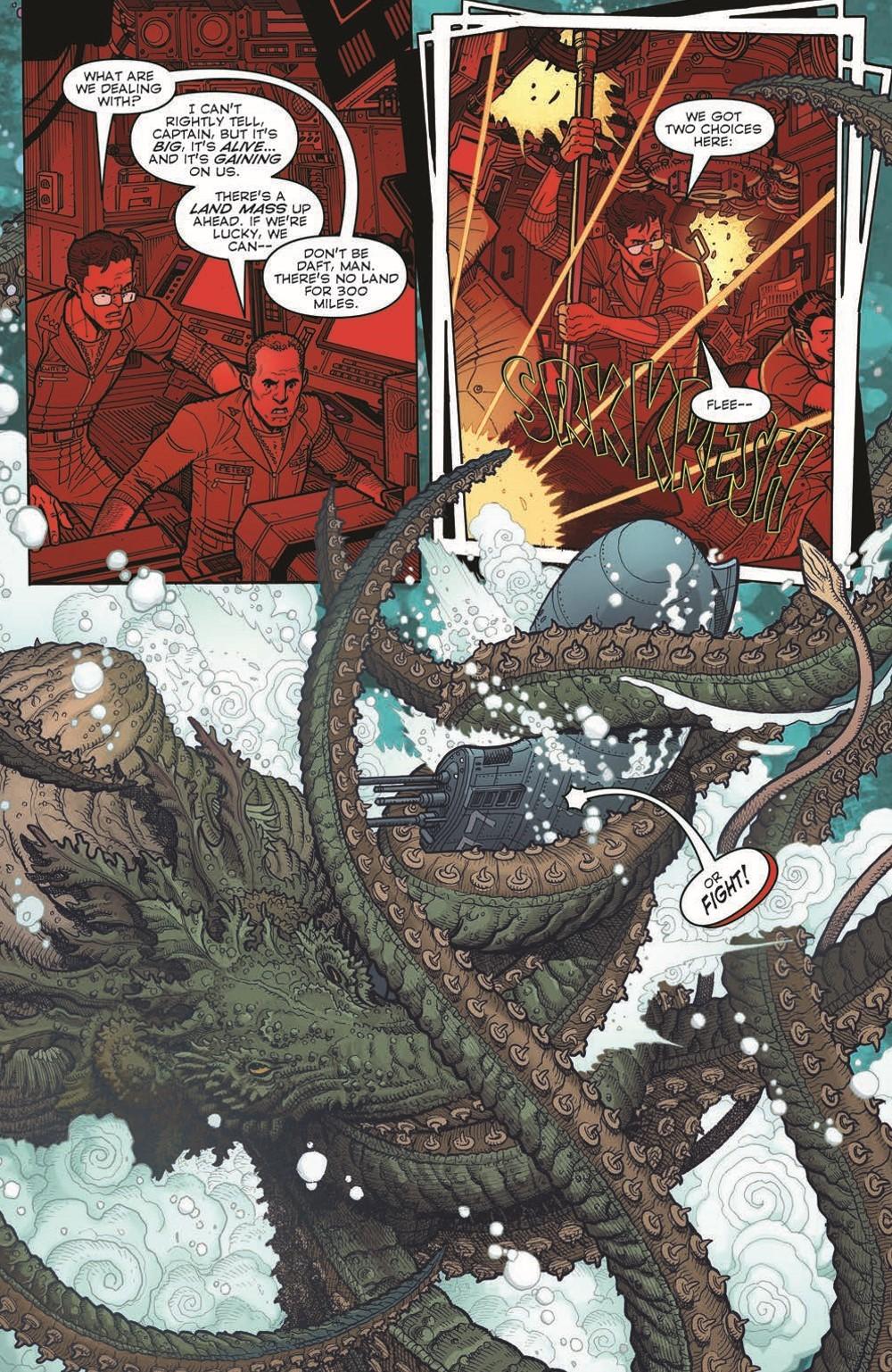 BERMUDA03_pr-4 ComicList Previews: BERMUDA #3 (OF 4)