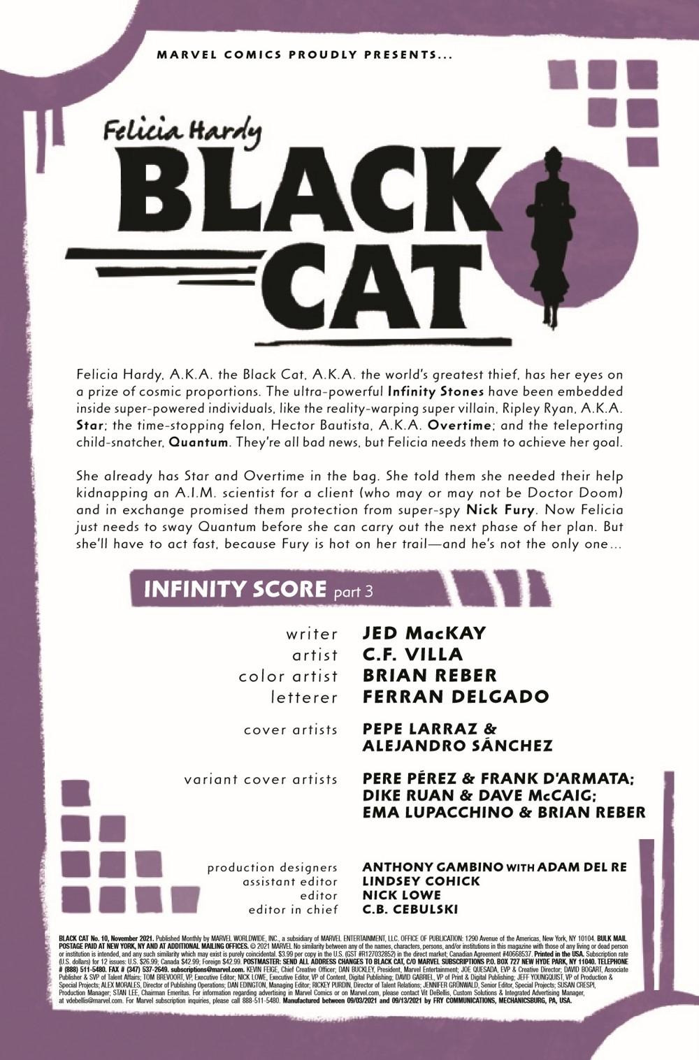 BLACKCAT2020010_Preview-2 ComicList Previews: BLACK CAT #10