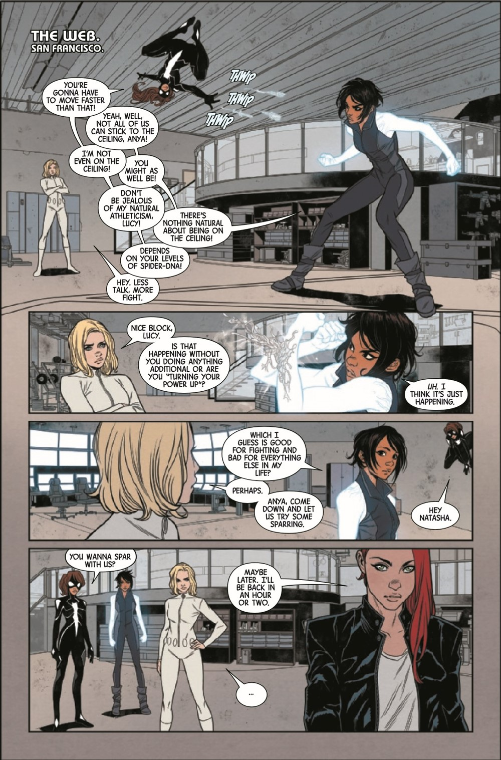 BLAW2020011_Preview-3 ComicList Previews: BLACK WIDOW #11