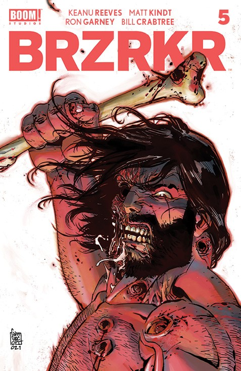 BRZRKR_005_Cover_B_Variant-1 ComicList: BOOM! Studios New Releases for 09/29/2021