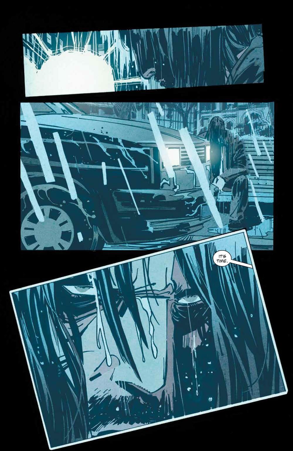 BRZRKR_v1_SC_PRESS_10 ComicList Previews: BRZRKR VOLUME 1 TP