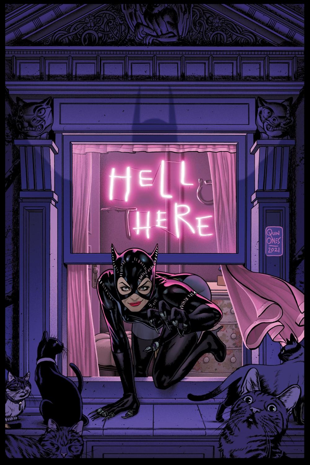 Batman89-Cv5 DC Comics December 2021 Solicitations