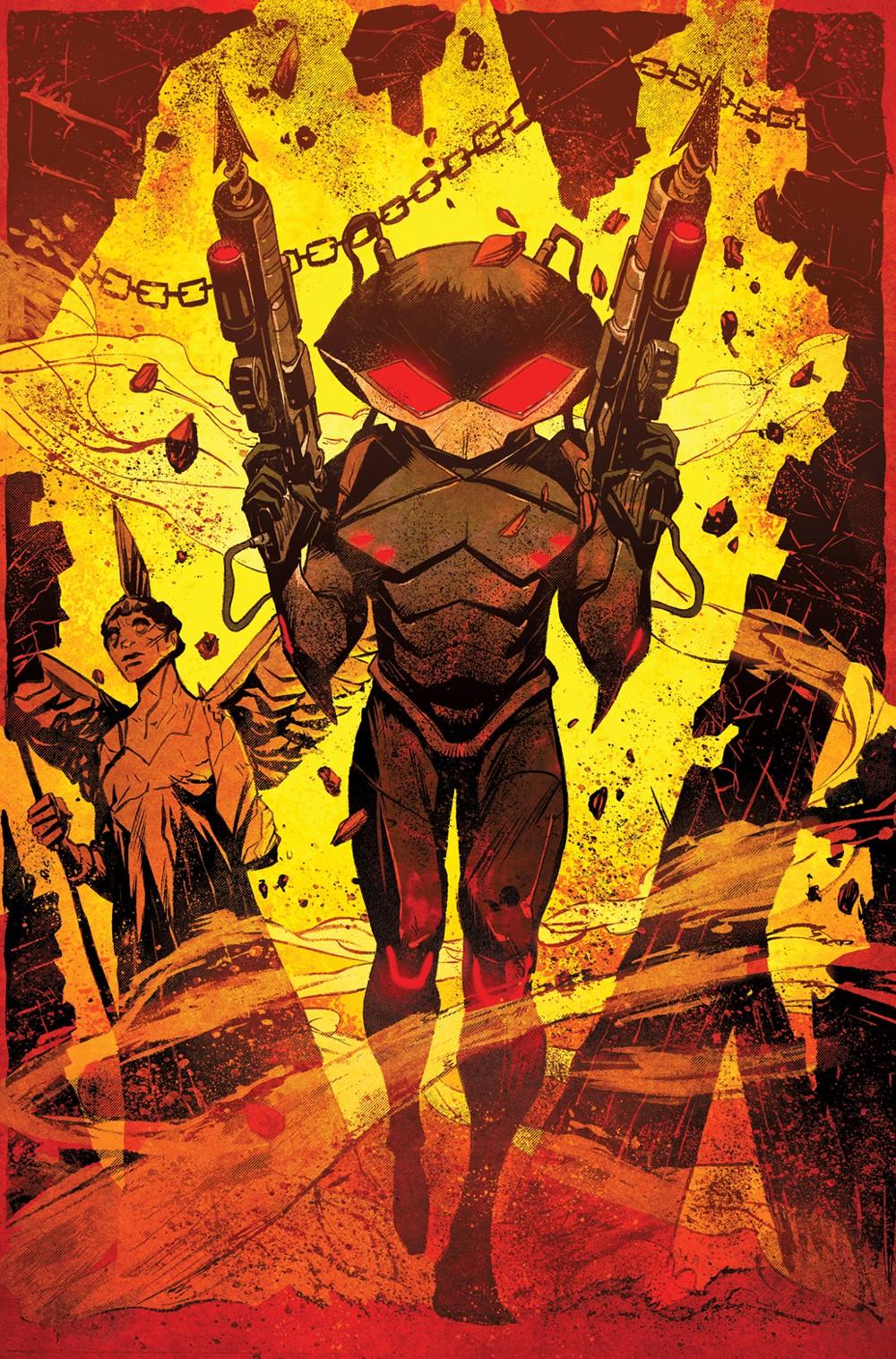 BlackManta_Cv4_var DC Comics December 2021 Solicitations