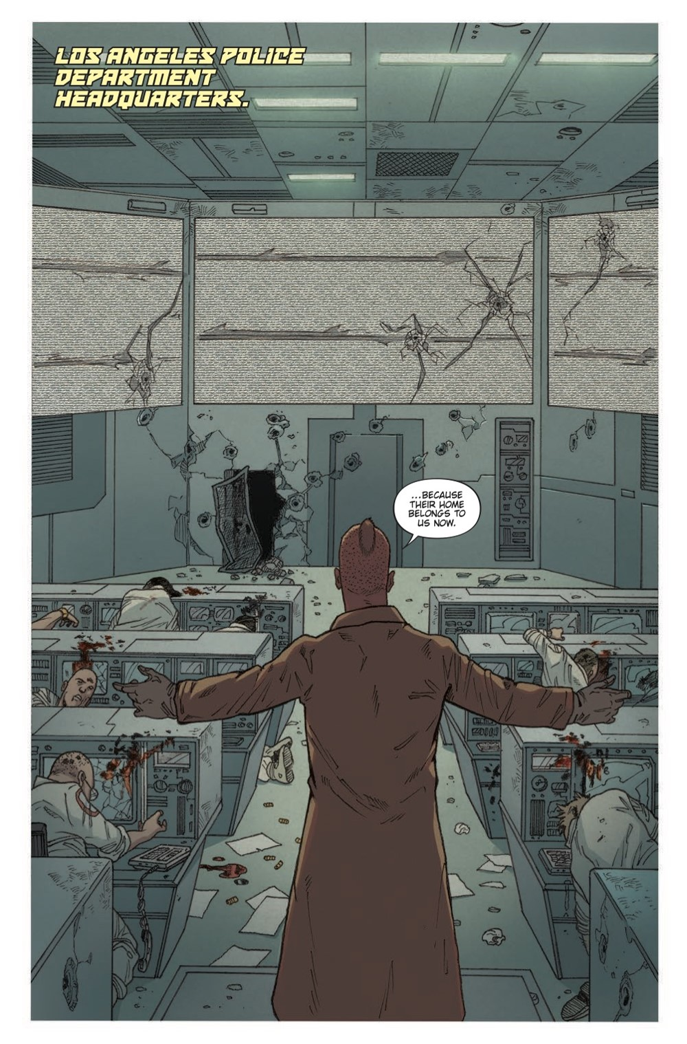 Blade-Runner-2029-8-Page-1 ComicList Previews: BLADE RUNNER 2029 #8
