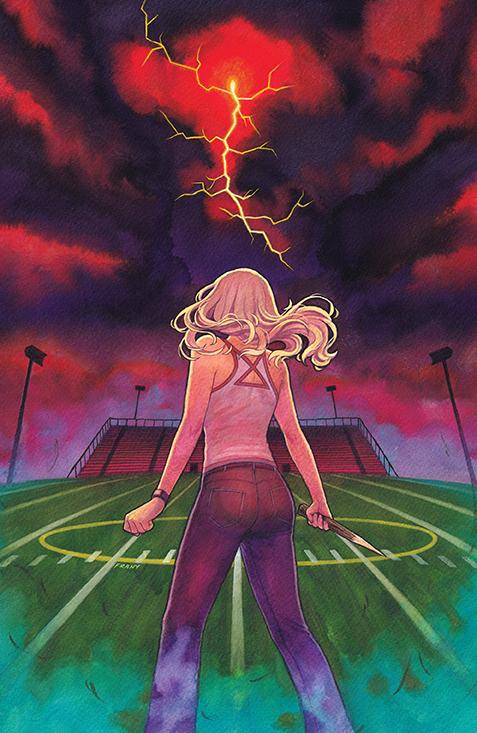 Buffy_032_Cover_A_Main BOOM! Studios December 2021 Solicitations