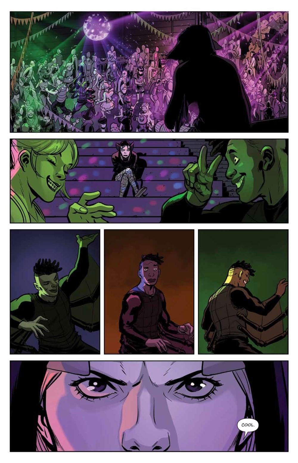 Buffy_Deluxe_v2_Hellmouth_HC_PRESS_16 ComicList Previews: BUFFY THE VAMPIRE SLAYER HELLMOUTH DELUXE EDITION HC