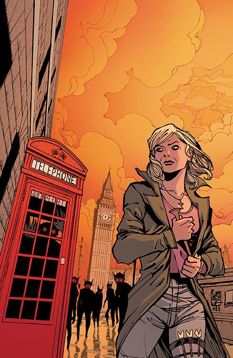 Buffy_LastVampireSlayer_001_Cover_G_Variant BOOM! Studios December 2021 Solicitations