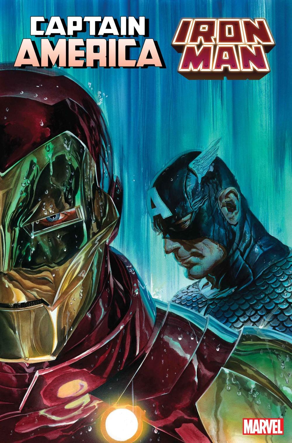 CAPAIM2021002_Cov Marvel Comics December 2021 Solicitations