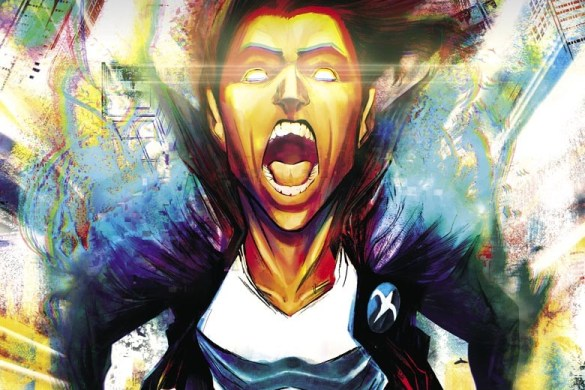 COVER_A First Look at THE HARBINGER #1 from Valiant Entertainment