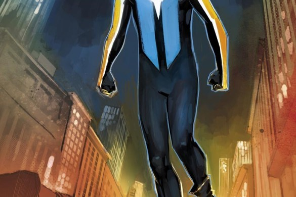 COVER_B First Look at THE HARBINGER #1 from Valiant Entertainment
