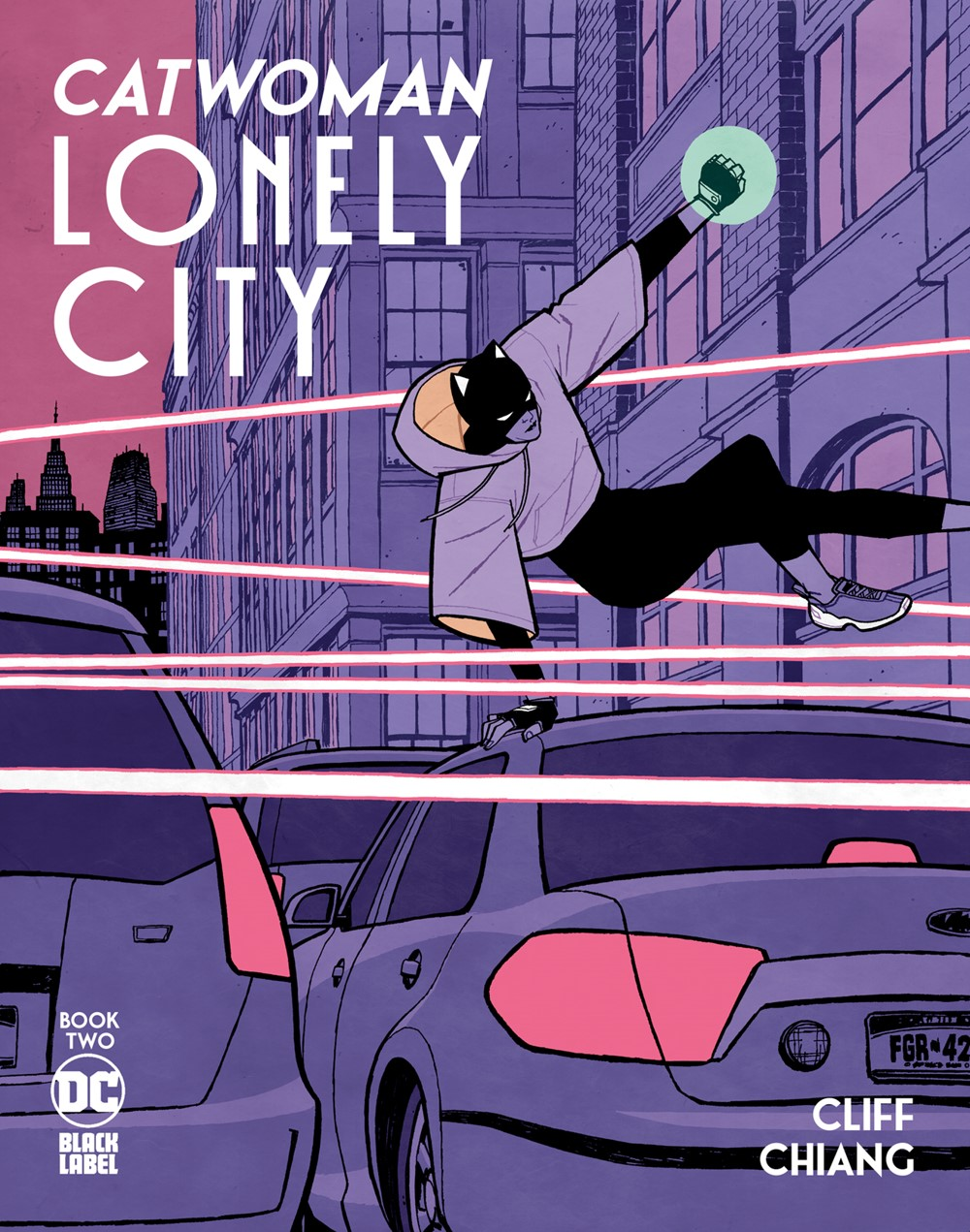 Catwoman_Lonely_City_Cv2-A DC Comics December 2021 Solicitations