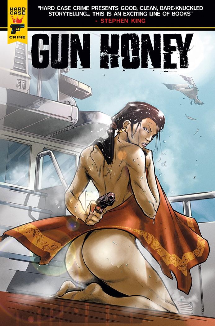 Cover-D ComicList Previews: GUN HONEY #1