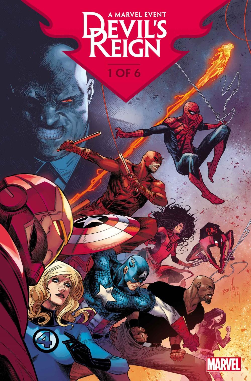 DEVILSREIGN2021001_cov-2 Marvel Comics December 2021 Solicitations