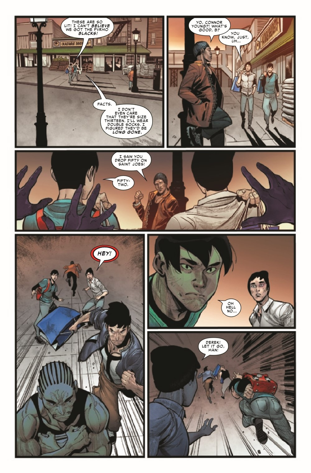 DRKHWK2021002_Preview-3 ComicList Previews: DARKHAWK #2 (OF 5)