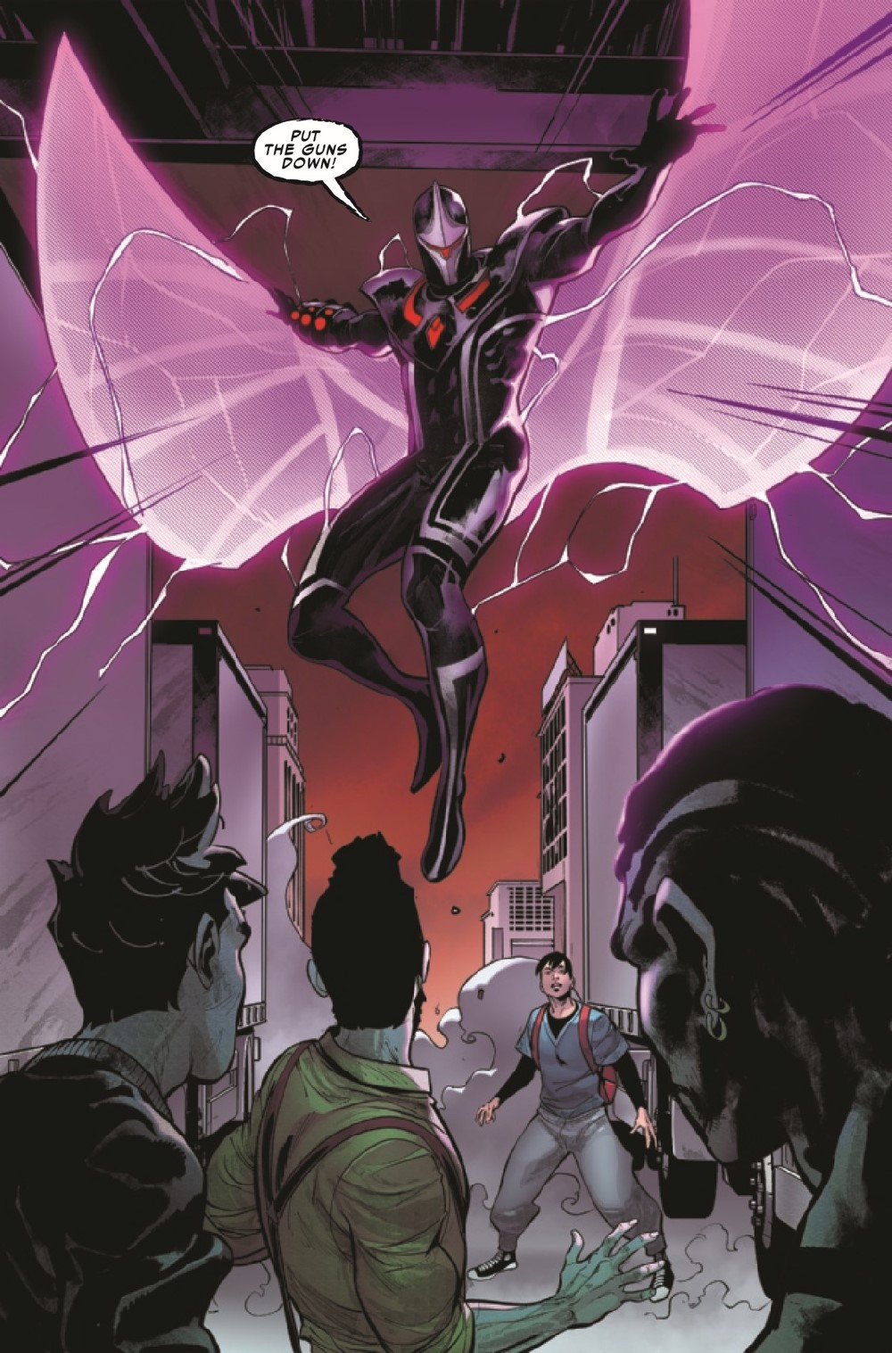DRKHWK2021002_Preview-5 ComicList Previews: DARKHAWK #2 (OF 5)