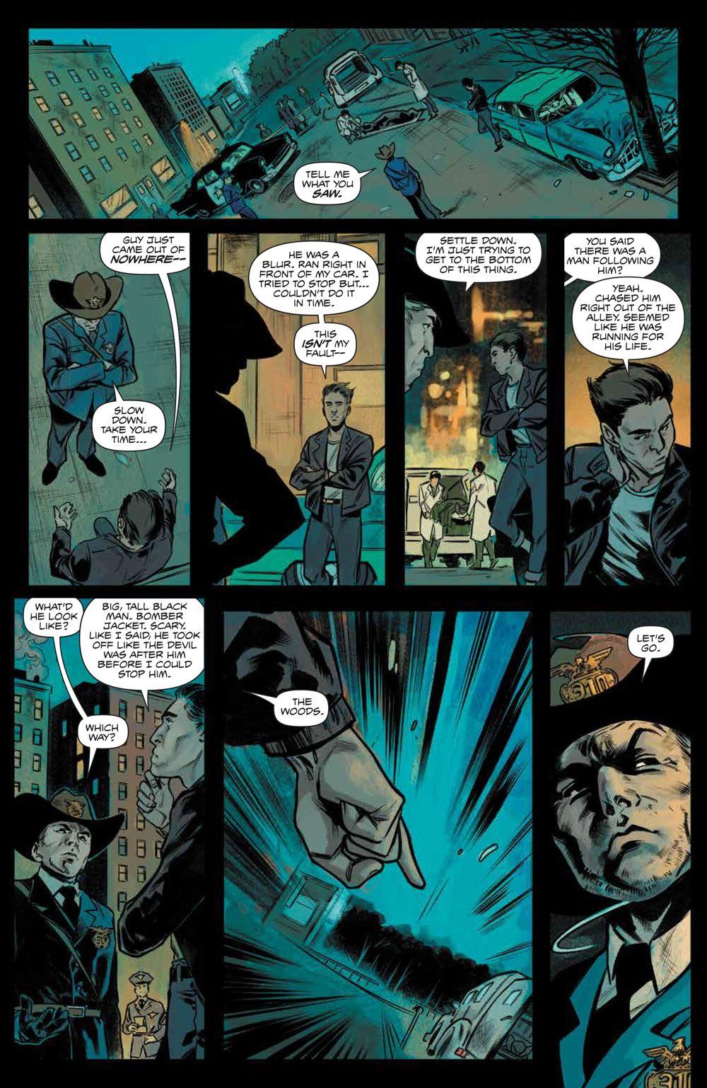 DarkBlood_003_PRESS_7 ComicList Previews: DARK BLOOD #3 (OF 6)