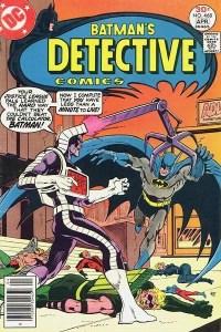 DetectiveComics469-200x300 Dark Knight Artist Marshall Rogers: The Golden Bronze Age
