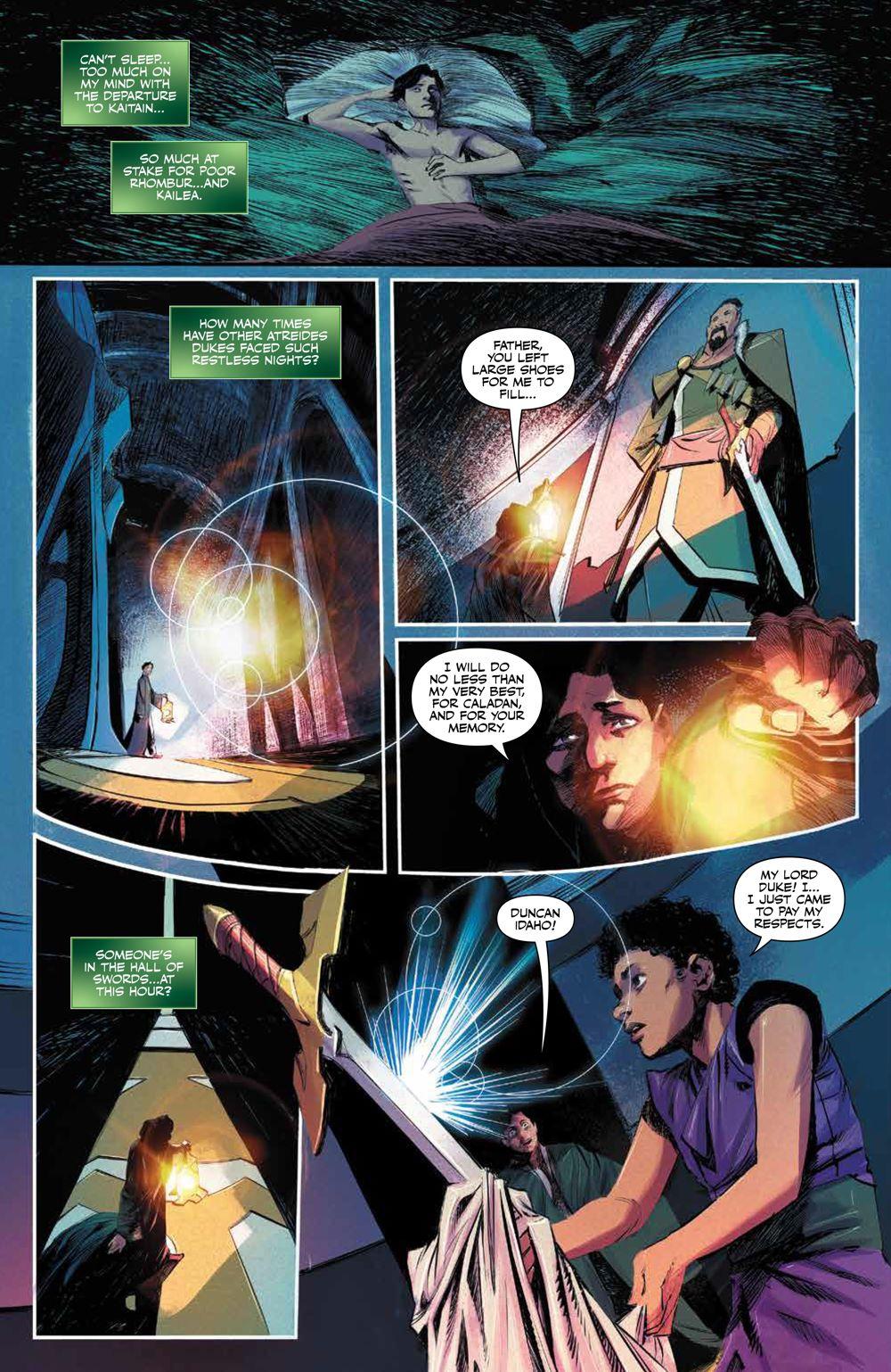 Dune_HouseAtreides_010_PRESS_5 ComicList Previews: DUNE HOUSE ATREIDES #10 (OF 12)