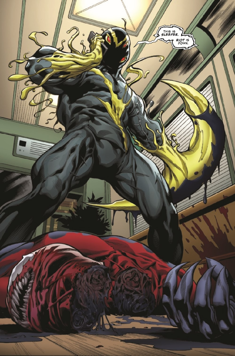 EXTCARNO2021001_Preview-6 ComicList Previews: EXTREME CARNAGE OMEGA #1