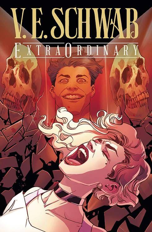 EXTRAORDINARY-4-CVR-A-PETRAITES ComicList Previews: EXTRAORDINARY #4