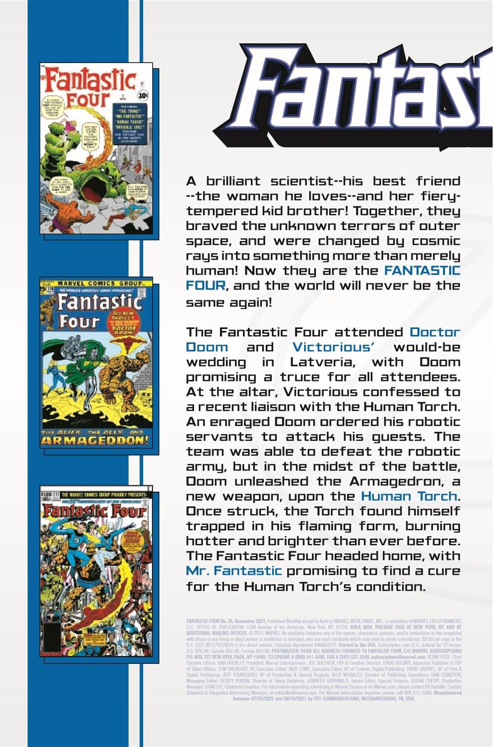 FF2018035_Preview-2 ComicList Previews: FANTASTIC FOUR #35