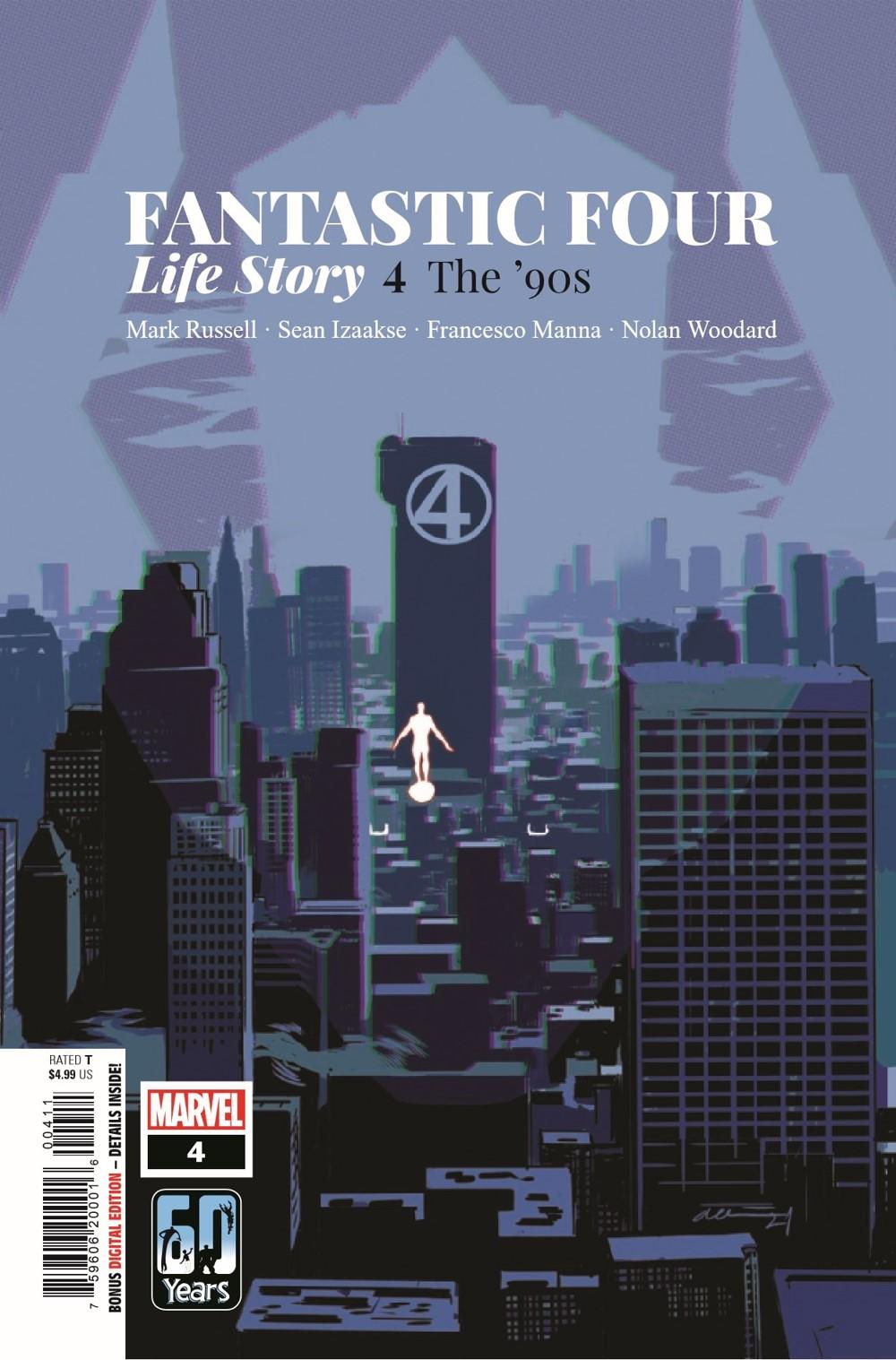 FFLIFESTORY2019004_Preview-1 ComicList Previews: FANTASTIC FOUR LIFE STORY #4 (OF 6)