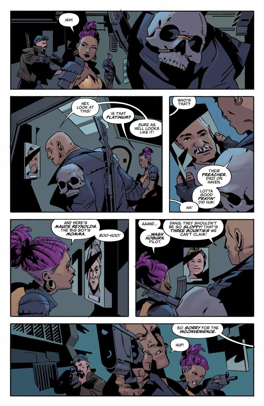 Firefly_ReturnToEarth_v1_HC_PRESS_13 ComicList Previews: FIREFLY RETURN TO THE EARTH THAT WAS VOLUME 1 HC