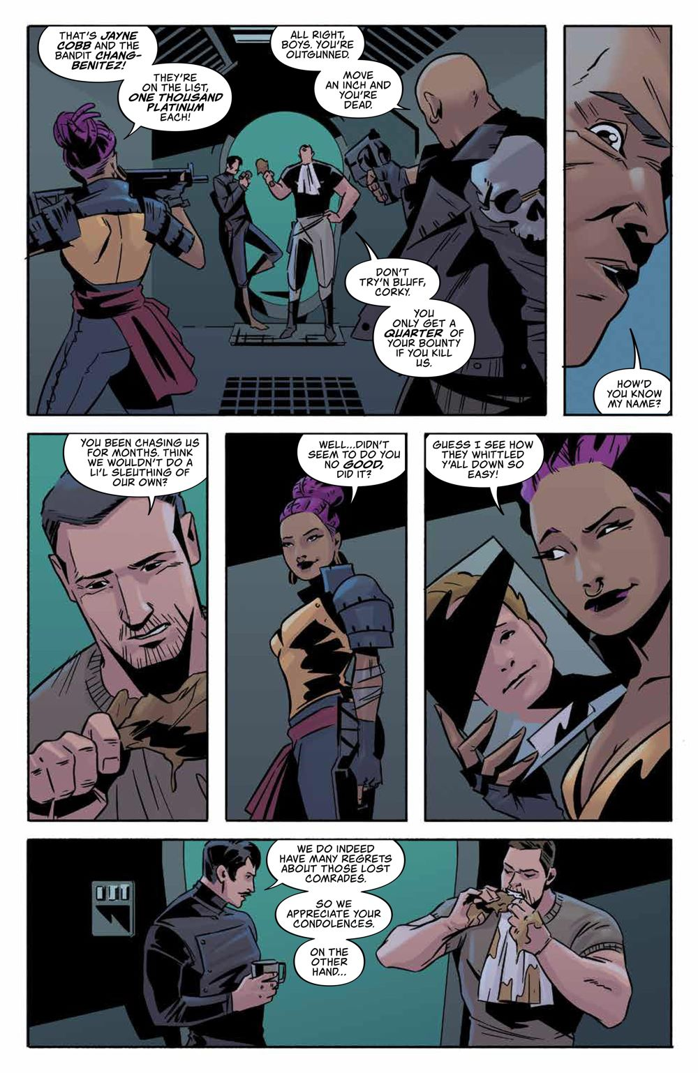 Firefly_ReturnToEarth_v1_HC_PRESS_14 ComicList Previews: FIREFLY RETURN TO THE EARTH THAT WAS VOLUME 1 HC