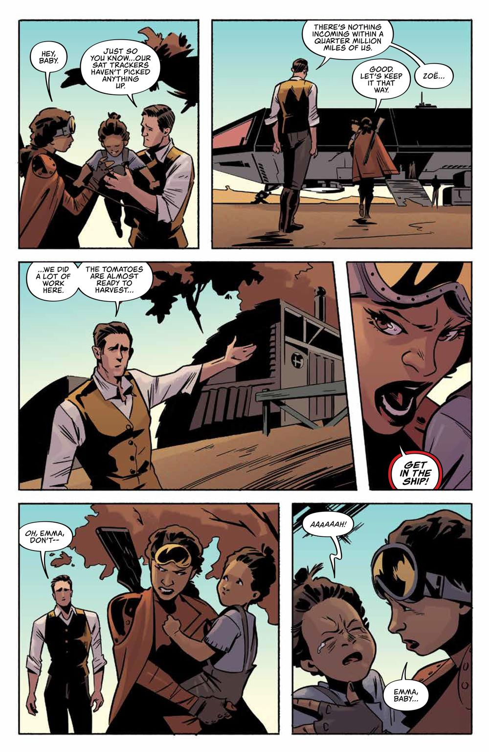 Firefly_ReturnToEarth_v1_HC_PRESS_19 ComicList Previews: FIREFLY RETURN TO THE EARTH THAT WAS VOLUME 1 HC