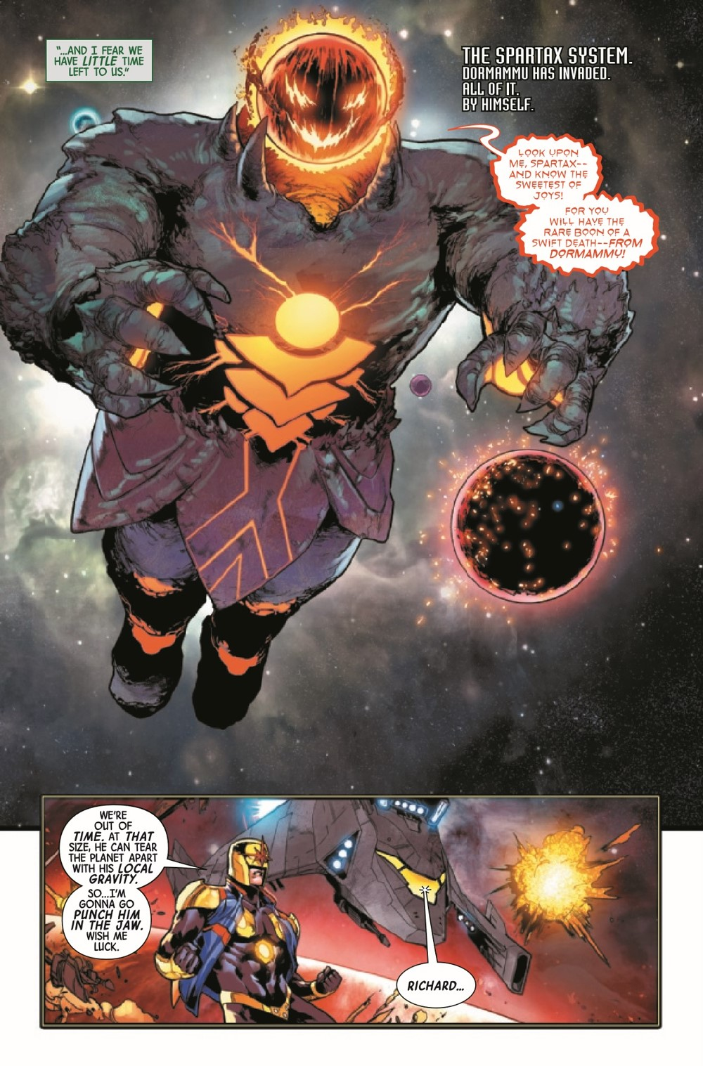 GARGAL2020018_Preview-3 ComicList Previews: GUARDIANS OF THE GALAXY #18