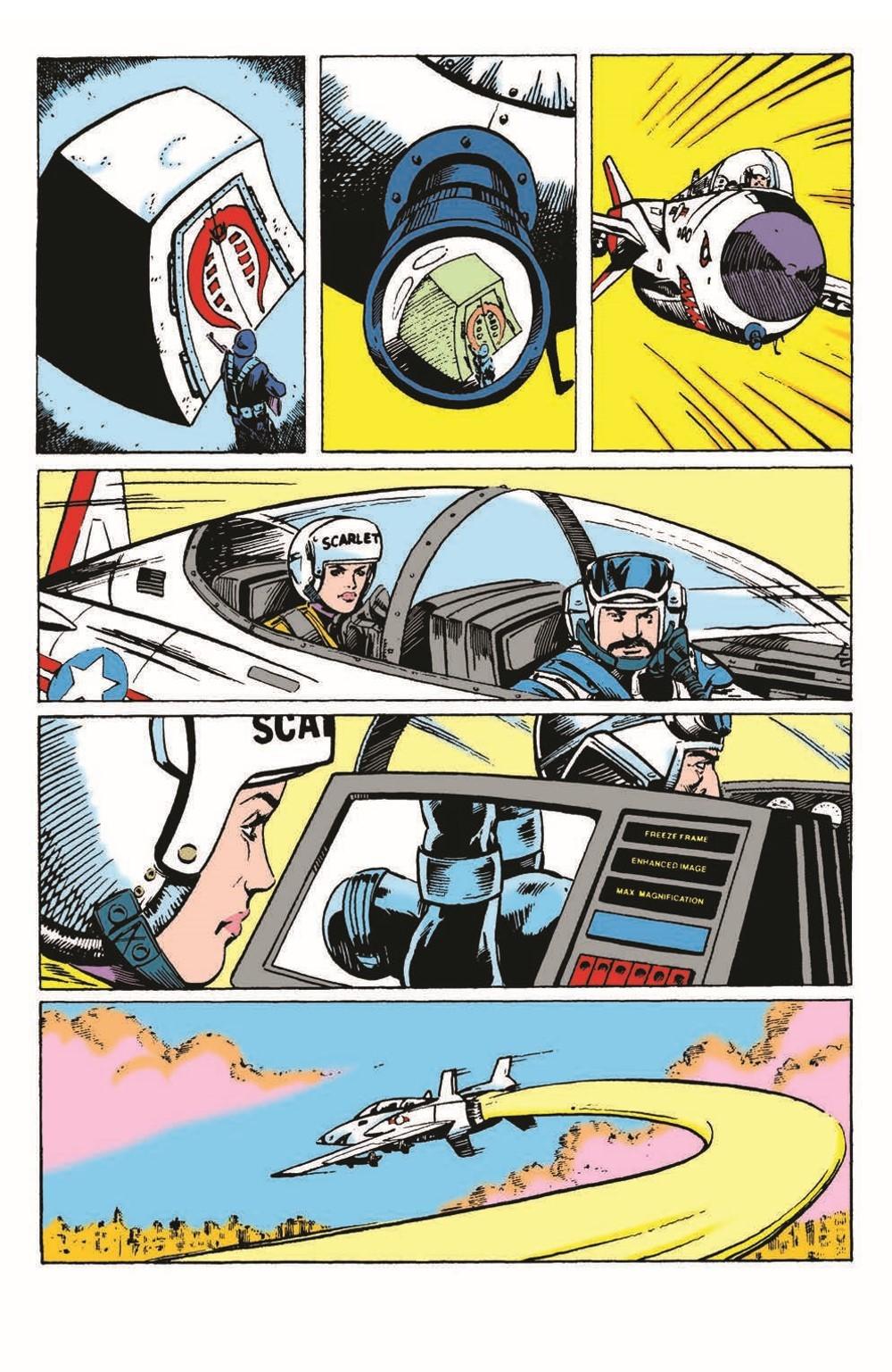 GIJoeRAH_Yearbook03-pr-5 ComicList Previews: G.I. JOE A REAL AMERICAN HERO YEARBOOK #3
