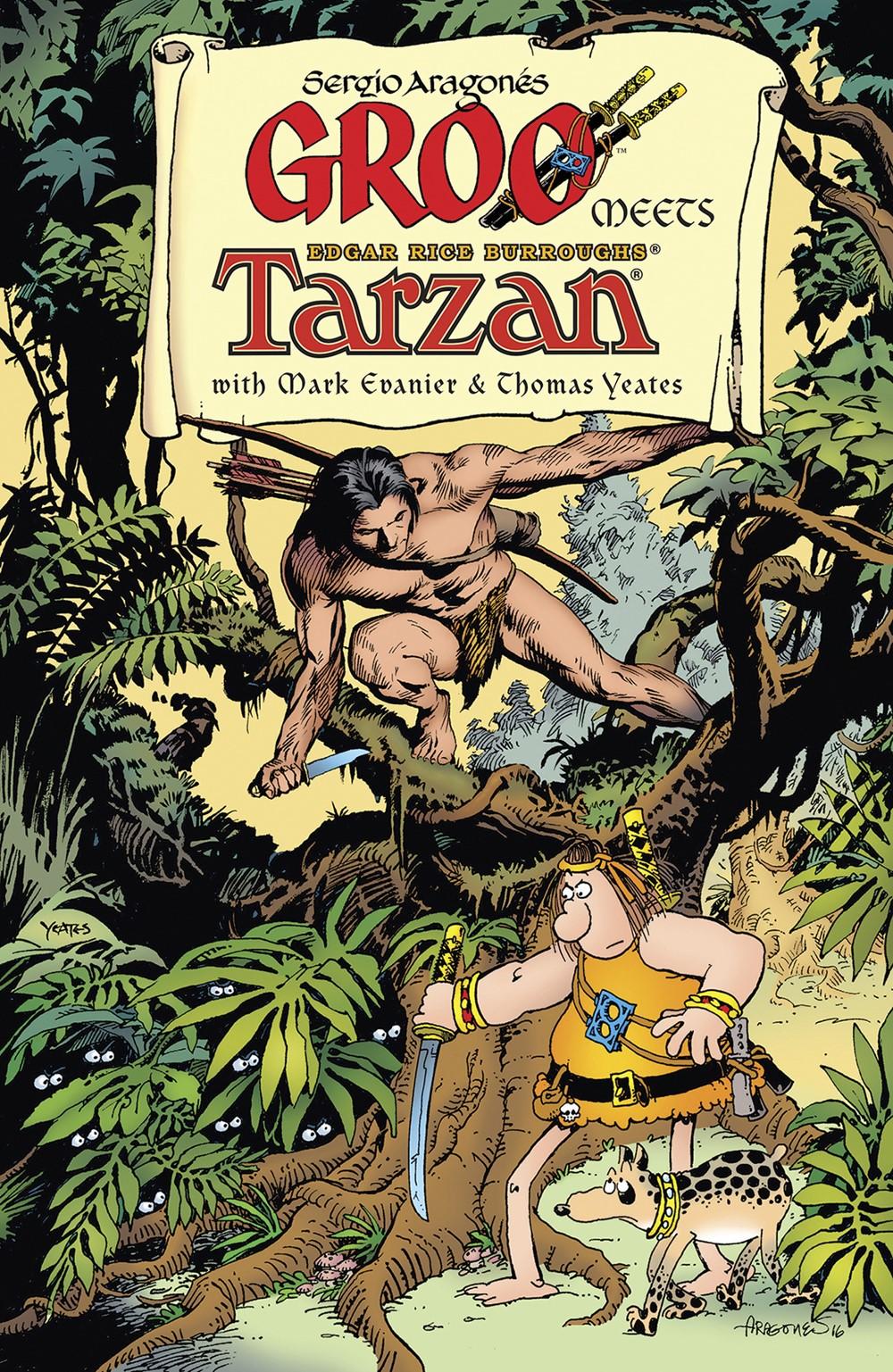 GROOTRZ_TPB_CVR_4x6_SOL Dark Horse Comics December 2021 Solicitations