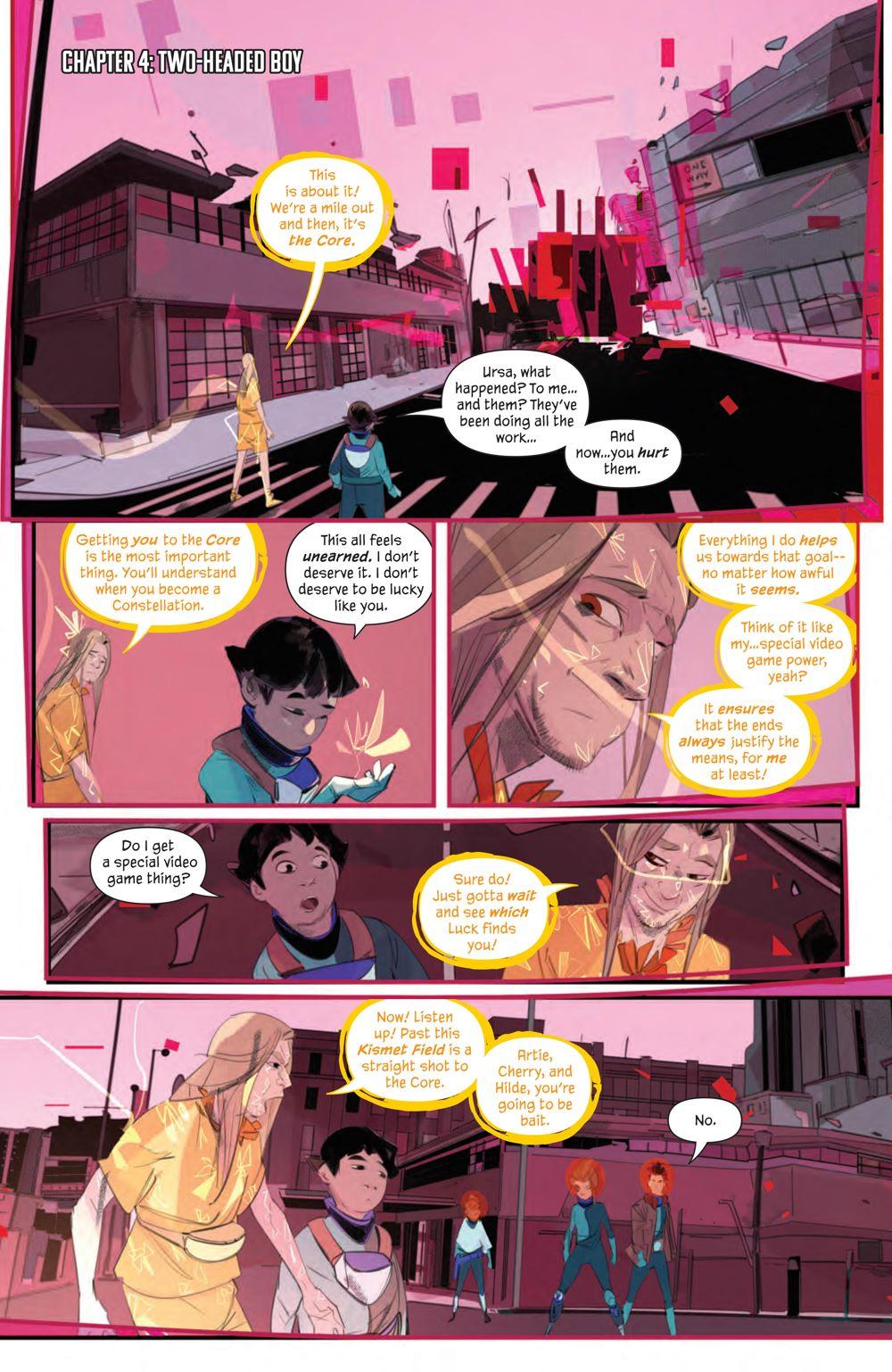 GoodLuck_004_PRESS_5 ComicList Previews: GOOD LUCK #4 (OF 5)