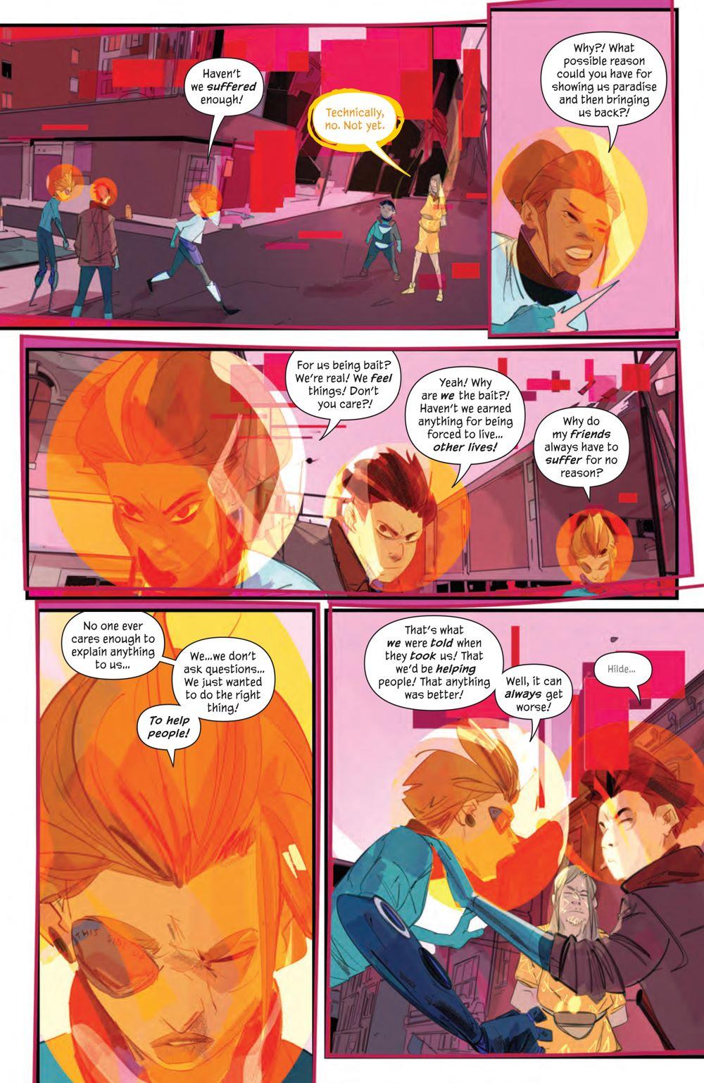 GoodLuck_004_PRESS_6 ComicList Previews: GOOD LUCK #4 (OF 5)
