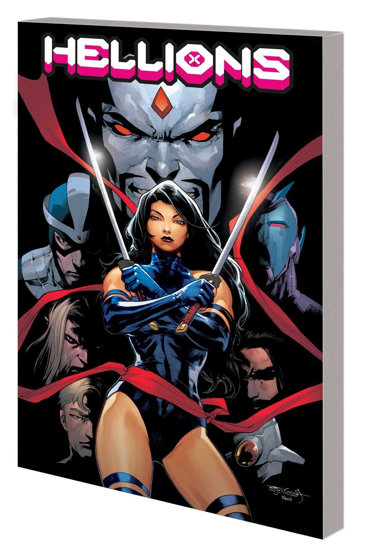 HELLIONS_VOL_3_TPB Marvel Comics December 2021 Solicitations