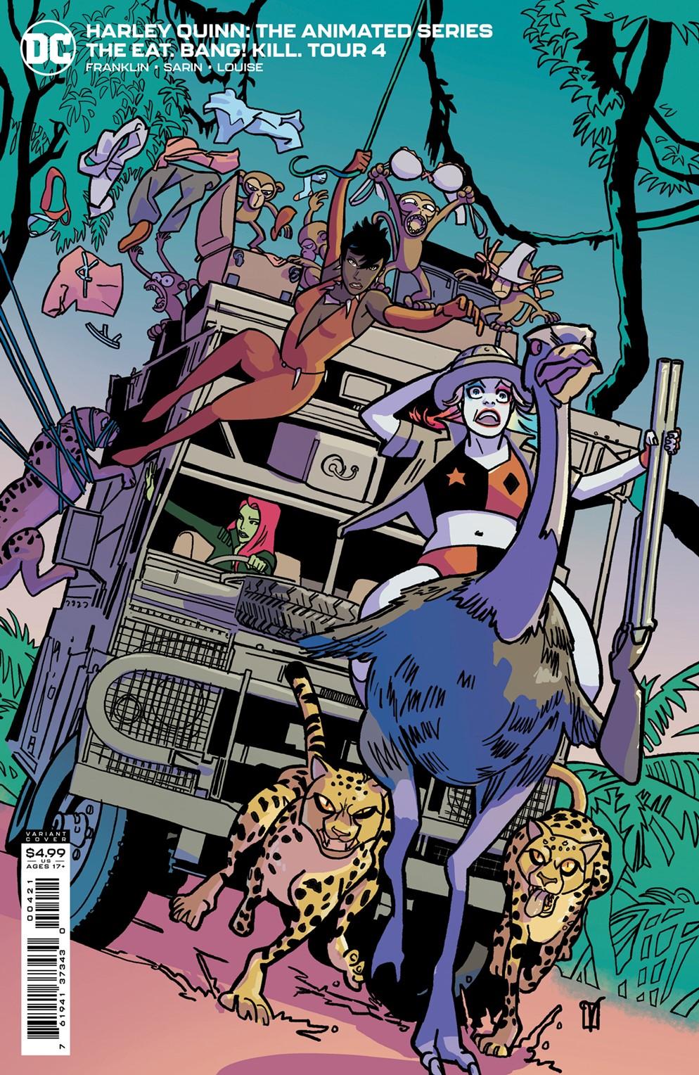 HQTAS_Cv4_var DC Comics December 2021 Solicitations
