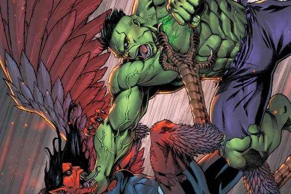 HULK2018050_Moments_Creess_Lee The greatest moments of IMMORTAL HULK are captured on covers