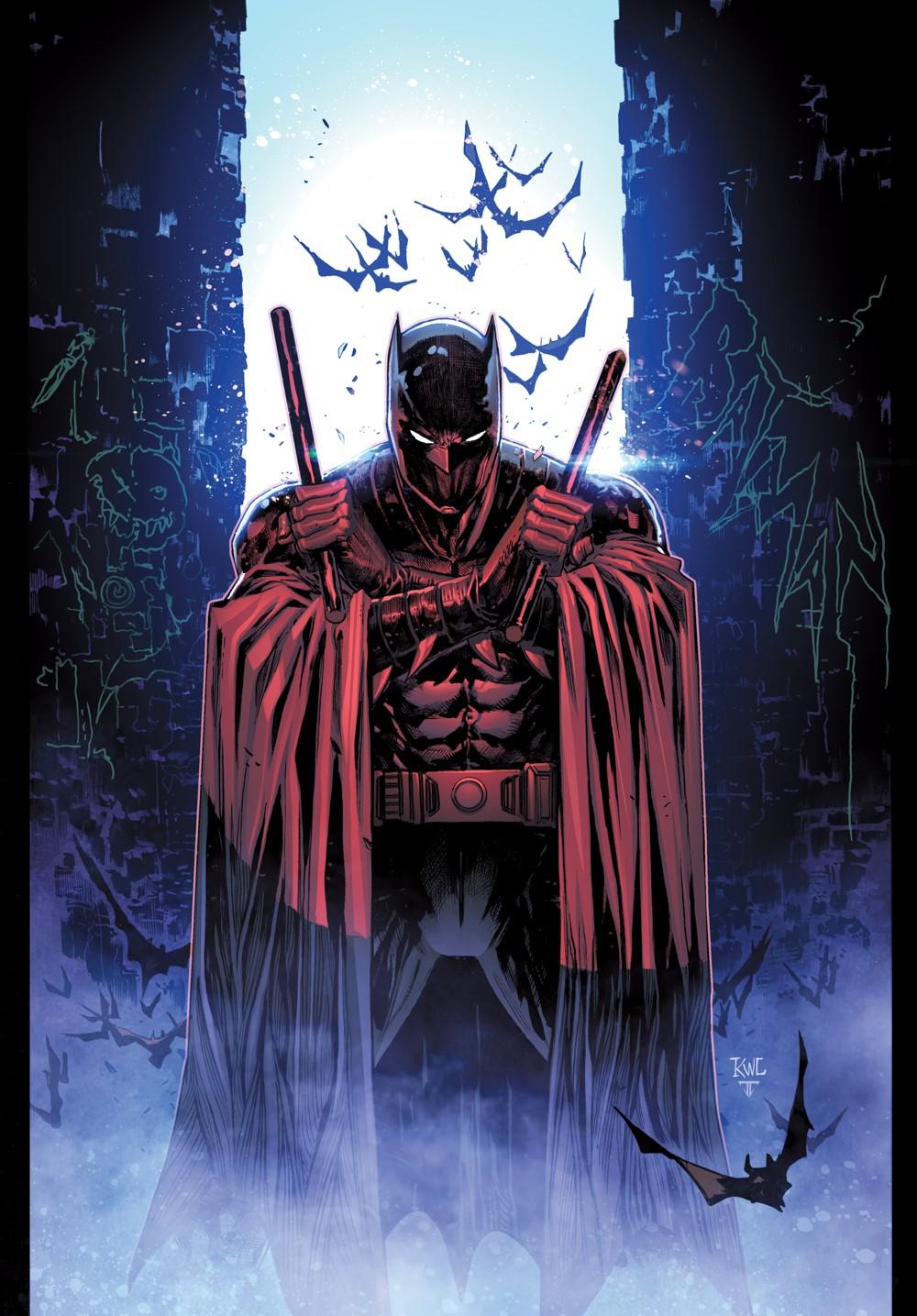 IAMBM5_Main_Cover DC Comics December 2021 Solicitations
