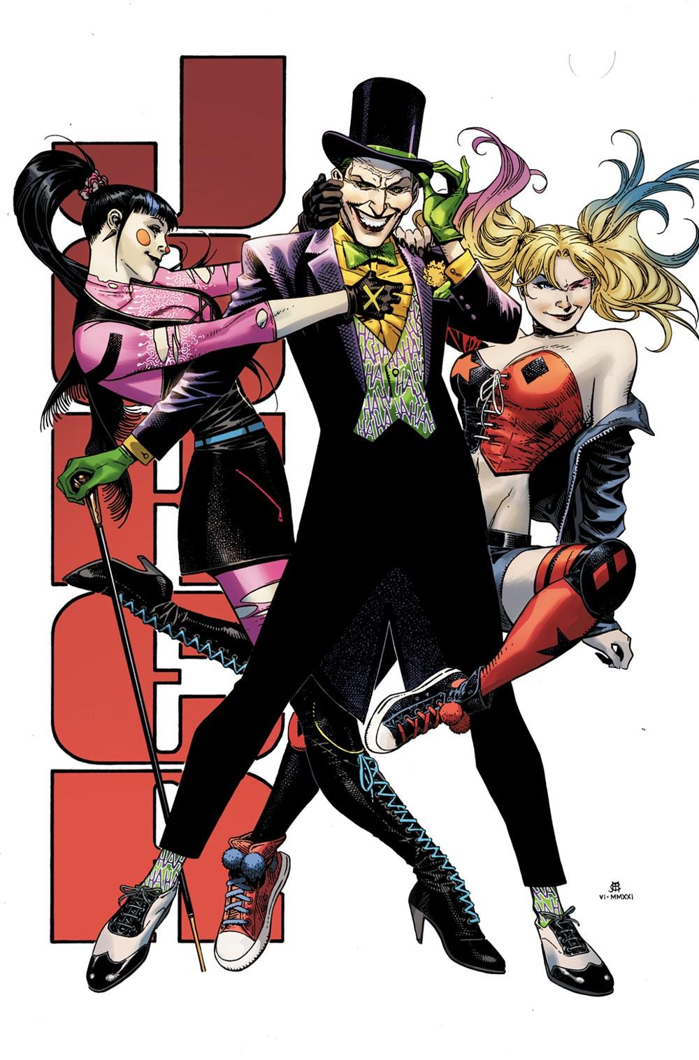 Joker_Cv11-var DC Comics December 2021 Solicitations