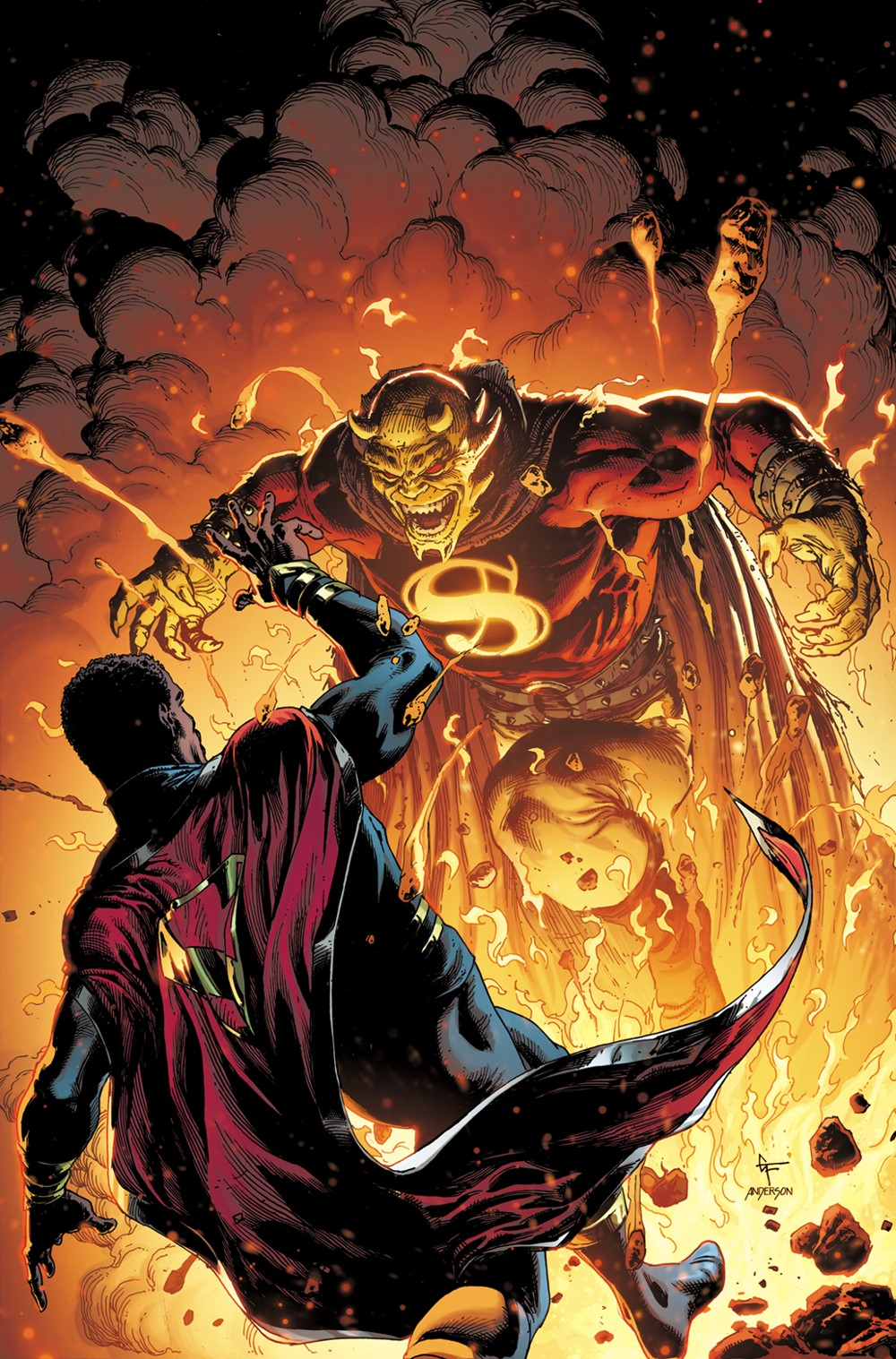 Justice-League-Incarnate-Cv2 DC Comics December 2021 Solicitations
