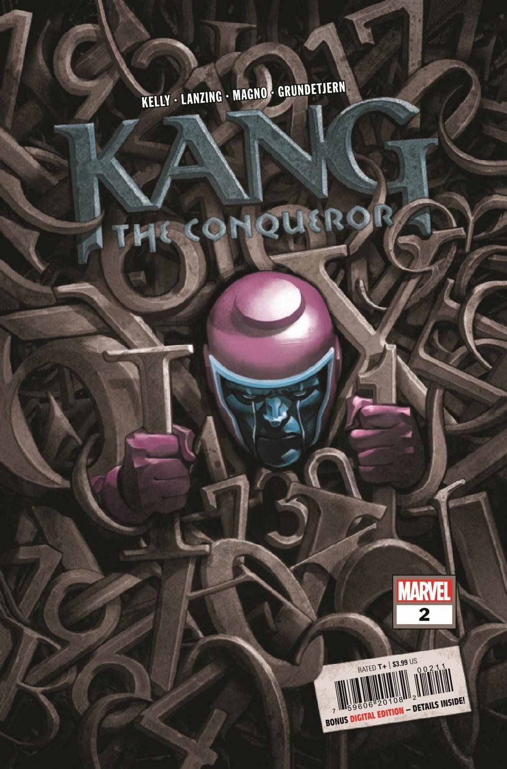 KANGCONQUEROR2021002_Preview-1 ComicList Previews: KANG THE CONQUEROR #2 (OF 5)