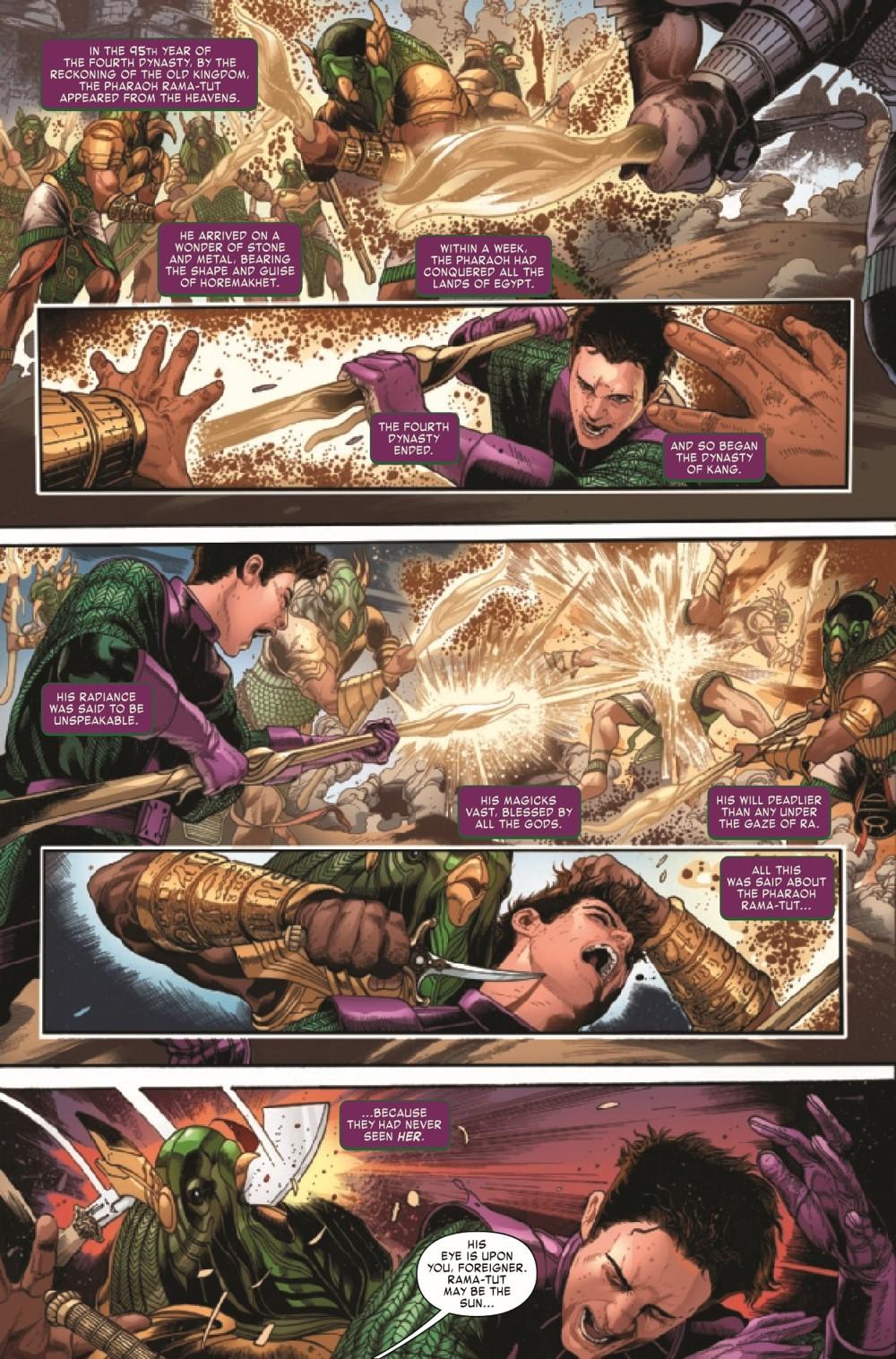 KANGCONQUEROR2021002_Preview-3 ComicList Previews: KANG THE CONQUEROR #2 (OF 5)