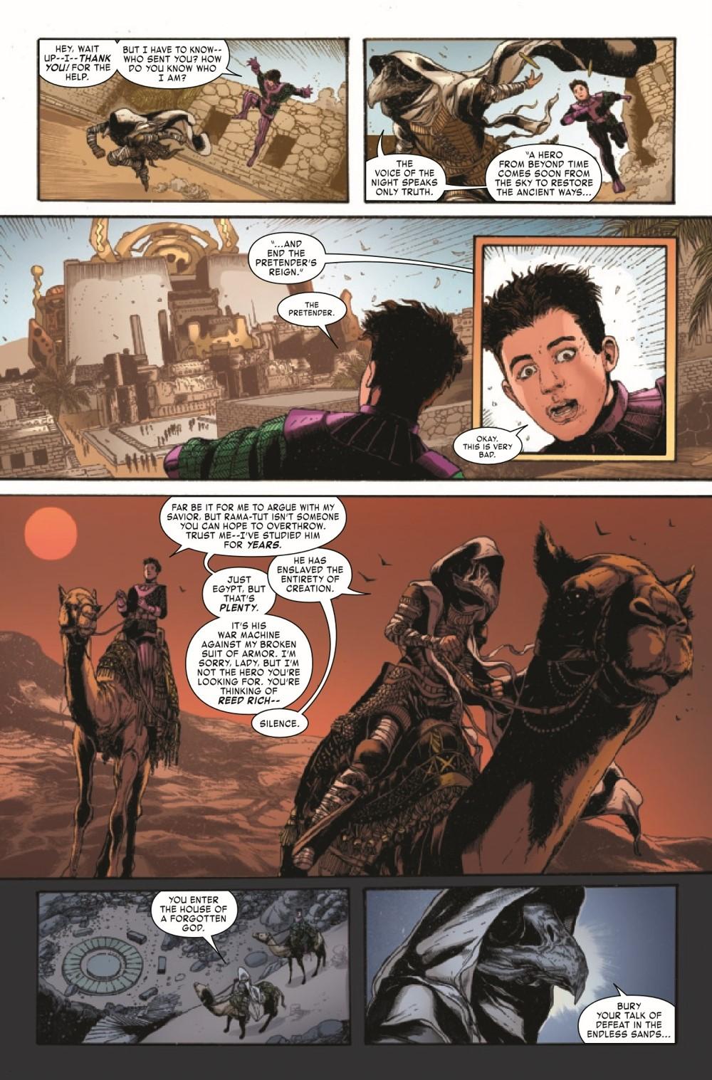 KANGCONQUEROR2021002_Preview-5 ComicList Previews: KANG THE CONQUEROR #2 (OF 5)