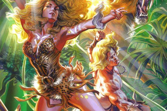 KAZAR2021002_Massafera-var KA-ZAR: LORD OF THE SAVAGE LAND #2 covers revealed