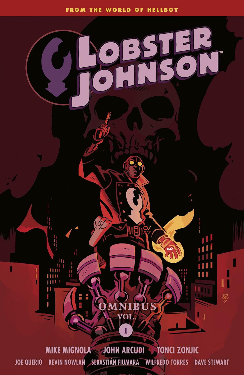 LJOHNOV1_CVR_4x6_SOL Dark Horse Comics December 2021 Solicitations
