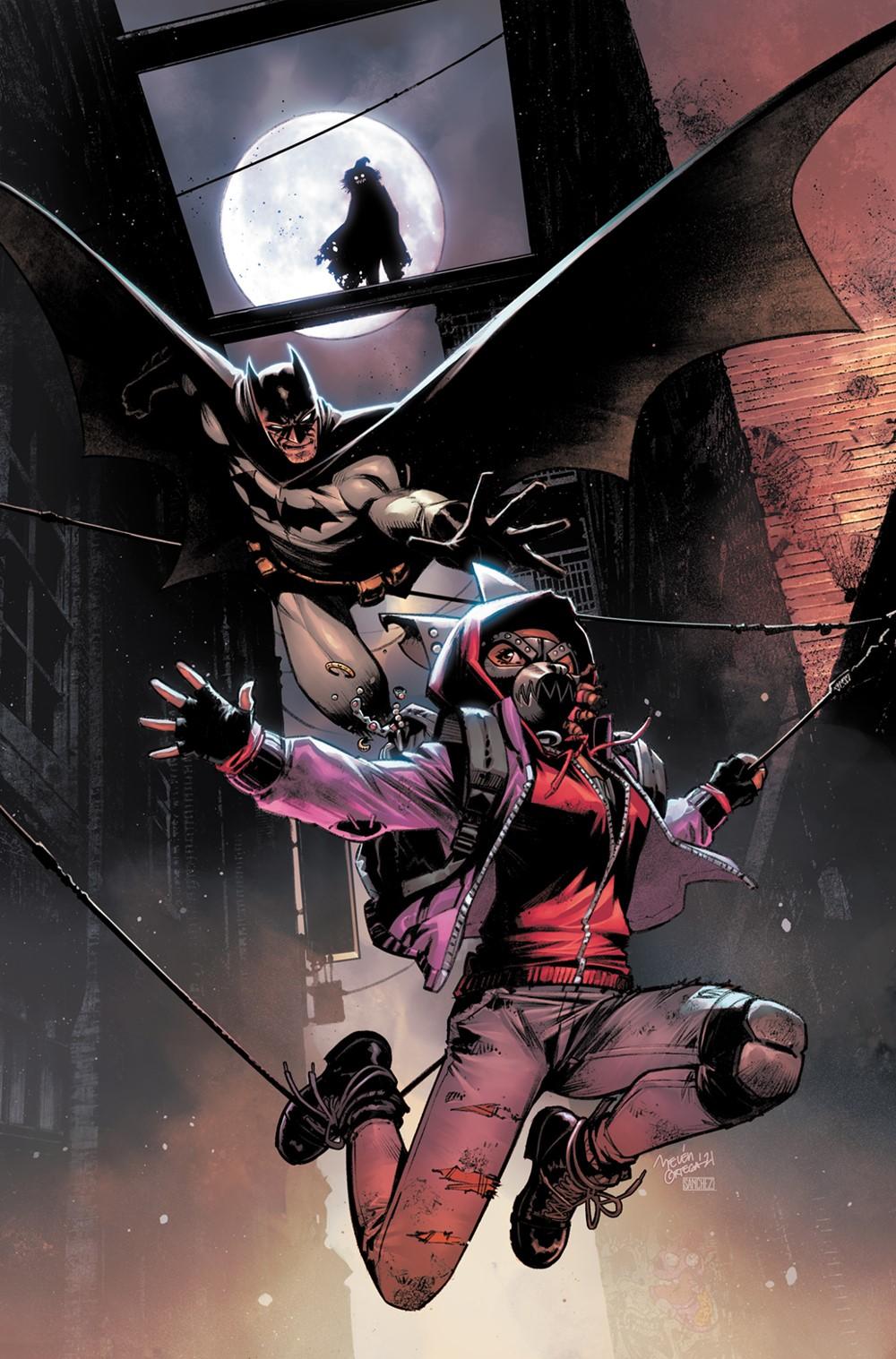 Legends-of-the-Dark-Knight-Cv8-Main-Cover DC Comics December 2021 Solicitations