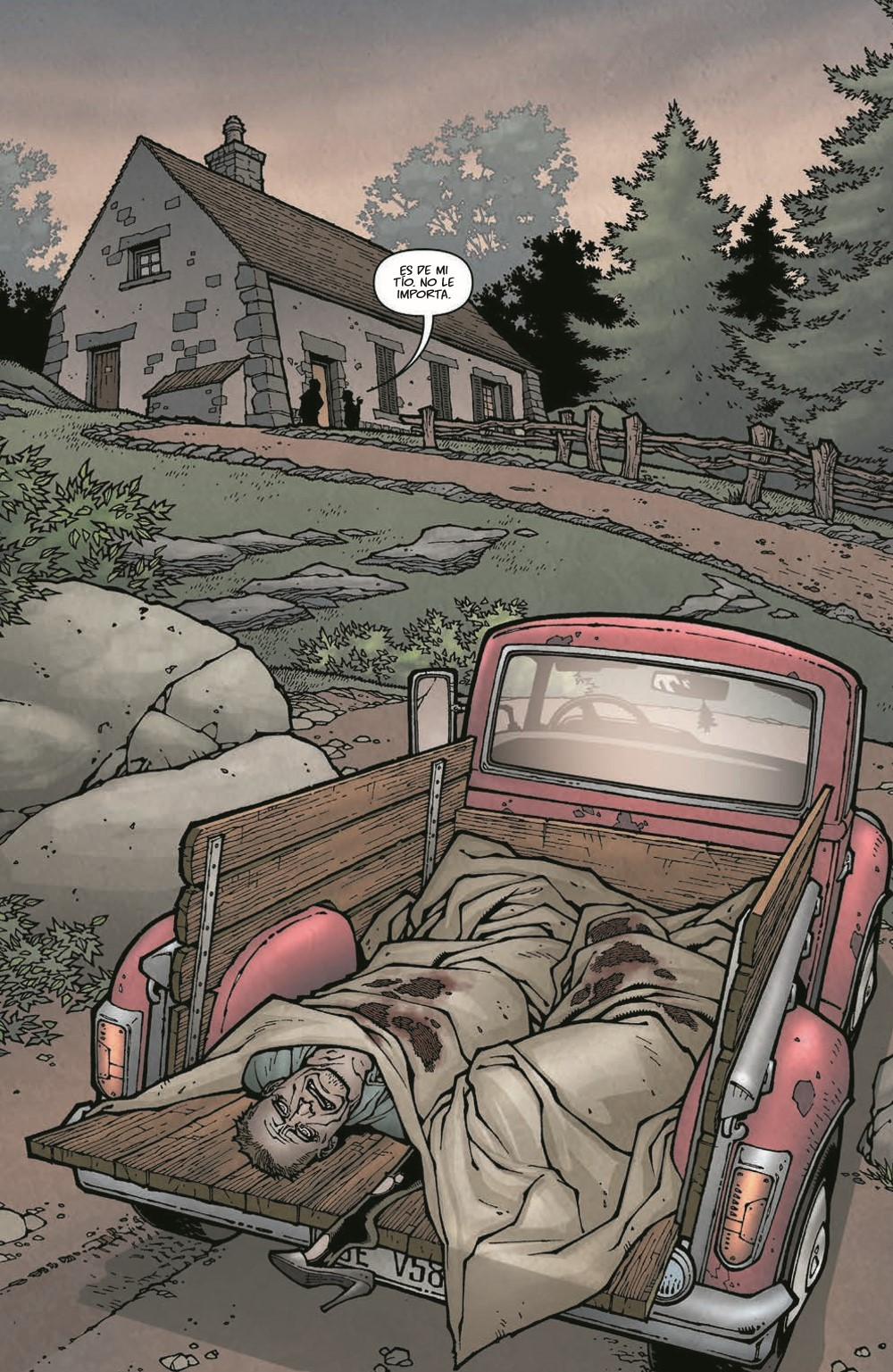 LockeandKey_TPB_pr-6 ComicList Previews: LOCKE AND KEY VOLUME 1 BIENVENIDOS A LOVECRAFT TP