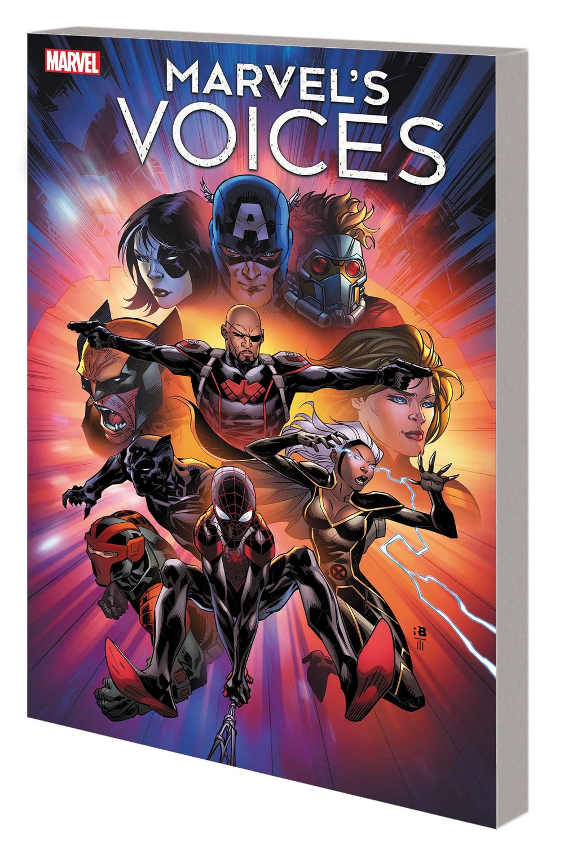 MARVOICESLEGACY_TPB Marvel Comics December 2021 Solicitations